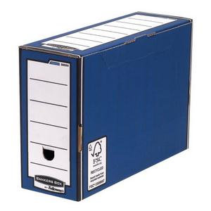 Fellowes Bankers Box Premium Magazine File (Blue)