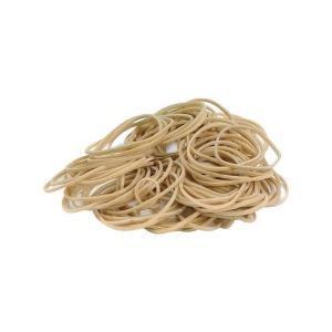 Value (454g) Rubber Bands (Natural)