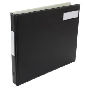 Twinlock Variform V8MPB Ring Binder (Black)