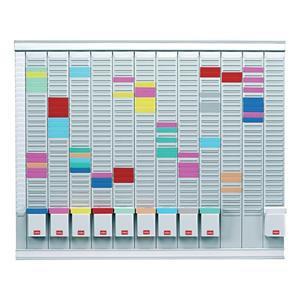 Nobo T-Card Kit - 12 Month Planner