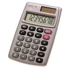 Genie 510 8-Digit Pocket Calculator