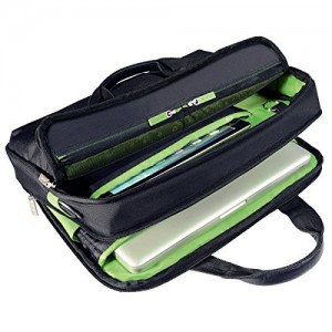 Leitz Complete Smart Traveller Messenger Bag for 15.6 inch Laptops