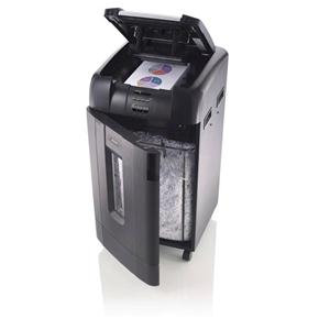 Rexel Auto+ 750X Shredder (Cross Cut) 115 Litre Bin 750 Sheets P-4