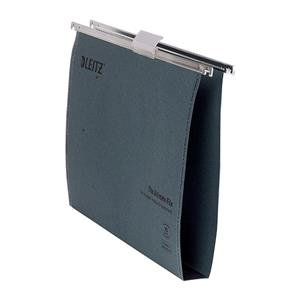 Leitz  Suspension File (Foolscap) Recycled with Tabs Inserts 30mm/ Pack of 50
