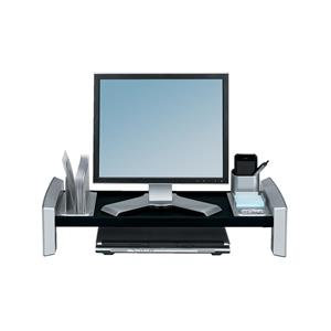 Fellowes Professional Series Flat Panel Workstation (Grey)