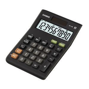 Casio MS-10B 10 Digit Desktop Calculator