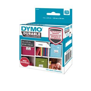 Dymo (25mmx54mm) Durable Labels