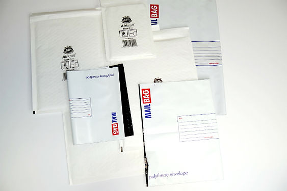 Office Supplies Jiffy Bags