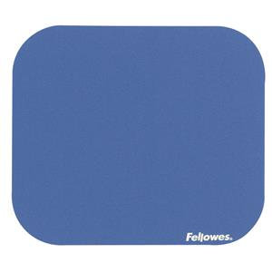 Fellowes Solid Colour Mouse Pad (Blue)