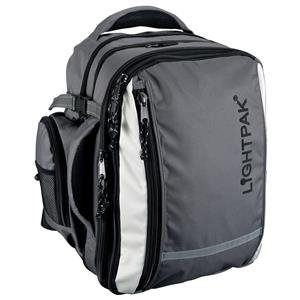 Lightpak VANTAGE Laptop Backpack (Grey) for 17 inch Laptops