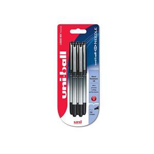 Uni-Ball Eye Needle UB-185S Rollerball Pen Tip (0.5mm) Line (0.4mm) Black