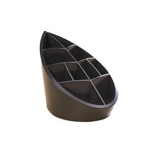 Avery Desktop Range Eco Leaf Design Pen Pot (Black)