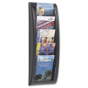 Fast Paper (A5) Quick Fit Literature Wall Holder