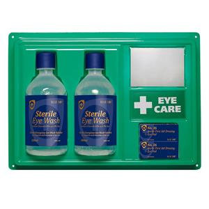 Crest Medical Quick Check Eye Care Point Station Complete (Green)
