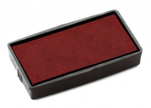 Colop E/20 Replacement Ink Stamp Pad (Red) for Colop Printer 20 Series