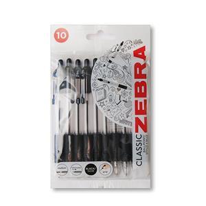 Zebra Z Grip Ballpoint Pen Black