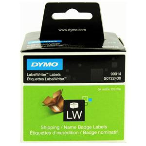 Dymo (54x101mm) Shipping/Name Badge Labels for Dymo LabelWriter