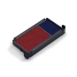Trodat Replacement Ink Pad Red and Blue
