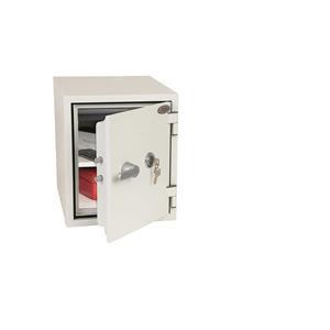 Phoenix Titan Size 2 Fire & Security Safe with Key Lock.
