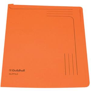 Guildhall Slipfile 230gsm 33x25mm Pack of 50