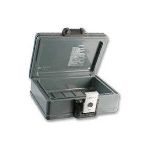 Cathedral A4 Fireproof/Waterproof Deed Box