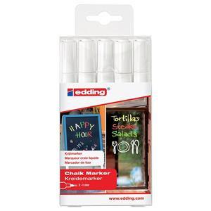 Edding 4095 Liquid Chalk Marker with Medium Bullet Nib 2-3mm