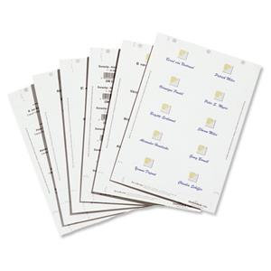 Durable Inserts for Duraprint Badgemaker Card 150g/m2