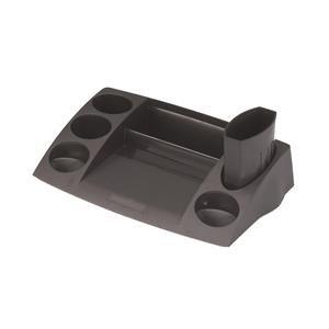 Avery Desktop Range Multi-functional Desk Tidy (Black)