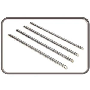 Avery (118mm) Plated Metal Riser / Pack of 4 Rods