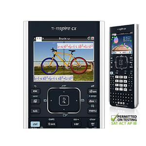 Texas Instruments TI-Nspire CX Graphics Calculator
