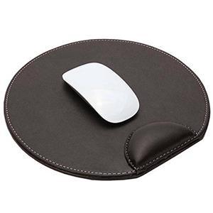 Osco Faux Leather Mouse Pad