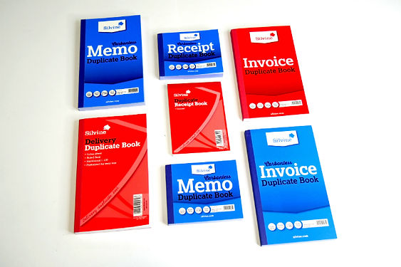 Office Supplies Stationery duplicate books