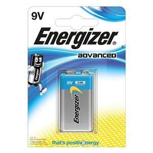 Energizer Advanced (9V) Alkaline Battery