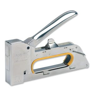 Rapid R23 Gun Tacker (Chrome)