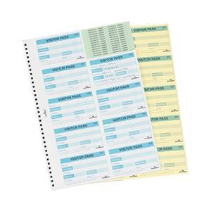 Durable Visitors Book 100 Refill