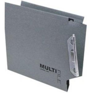Rexel Multifile Heavyweight Lateral Suspension File Green