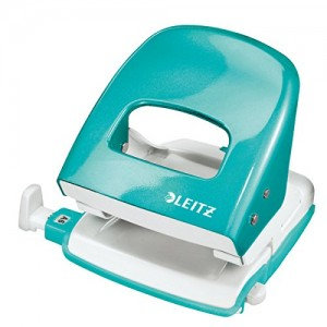 Leitz NeXXt Series WOW Metal Office Hole Punch