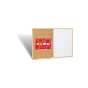 Bi-Office Cork/Write On Wipe Off Board 2 Sizes