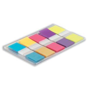 Post-it Index Small in Portable Pack Bright Colours 100 Flags