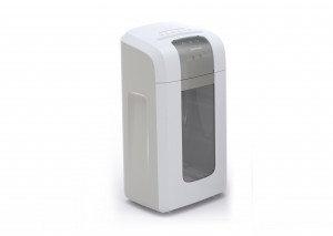 Bonsaii S-Line 4S16 (2 x 10mm) Shredder Micro Cut 6-Sheets 16L (White)