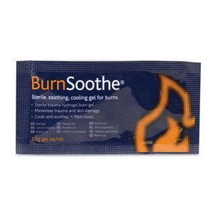 Reliance Medical BurnSoothe Sachet 3.5g