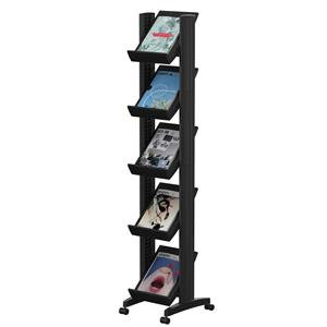 Fast Paper Easy Literature Display Single-Sided