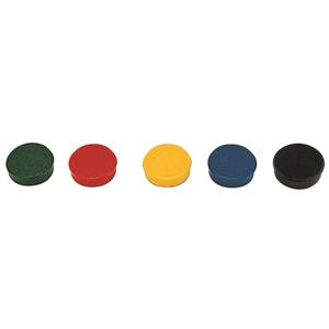Bi-Office (20mm) Magnetic Drawing Pins Assorted