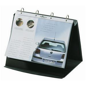 Durable Durastar Table Flipchart (Graphite Grey)