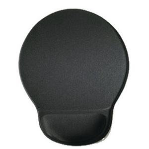 Durable Mouse Pad Ergotop with Gel (Black)