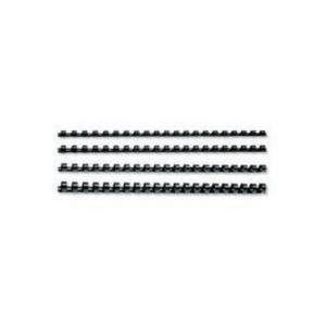 Fellowes 32mm A4 Plastic Comb Black