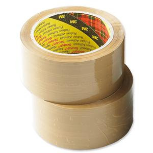 Scotch Classic Packaging Tape (Various Sizes, Types)/ Pack of 6