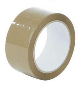Stikky Packaging Tape 48 mm x 66 m Brown