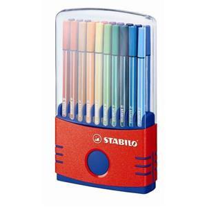 Stabilo Pen 68 (1mm) Fibre Tip Pen (Assorted)
