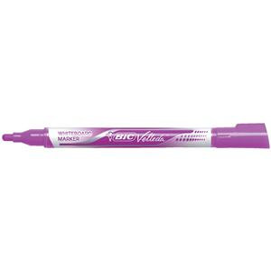 Bic Velleda Liquid Ink Whiteboard Marker with Visible Ink Level Assorted